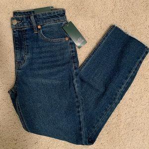 Wild Fable Dark Wash Straight Jeans